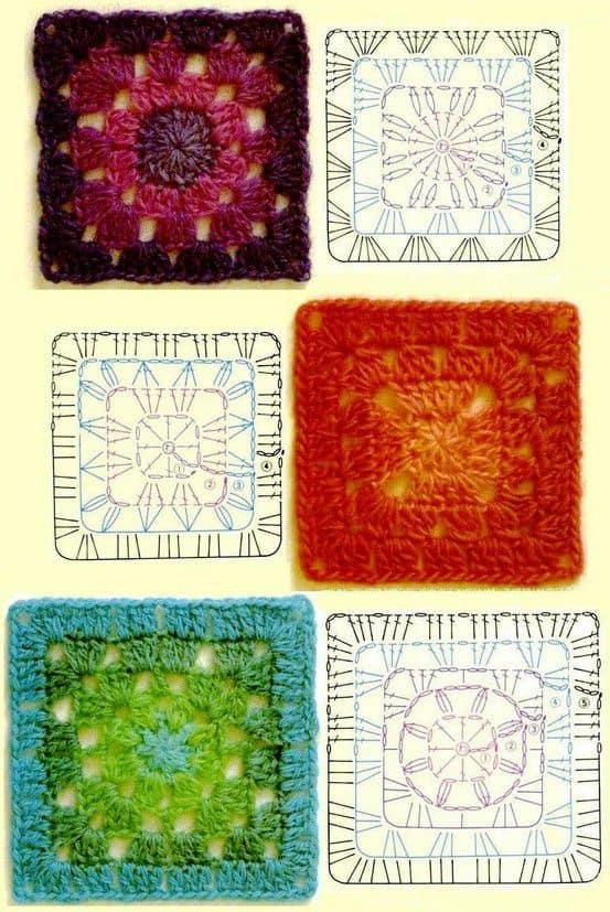 squares-de-croche-modelos