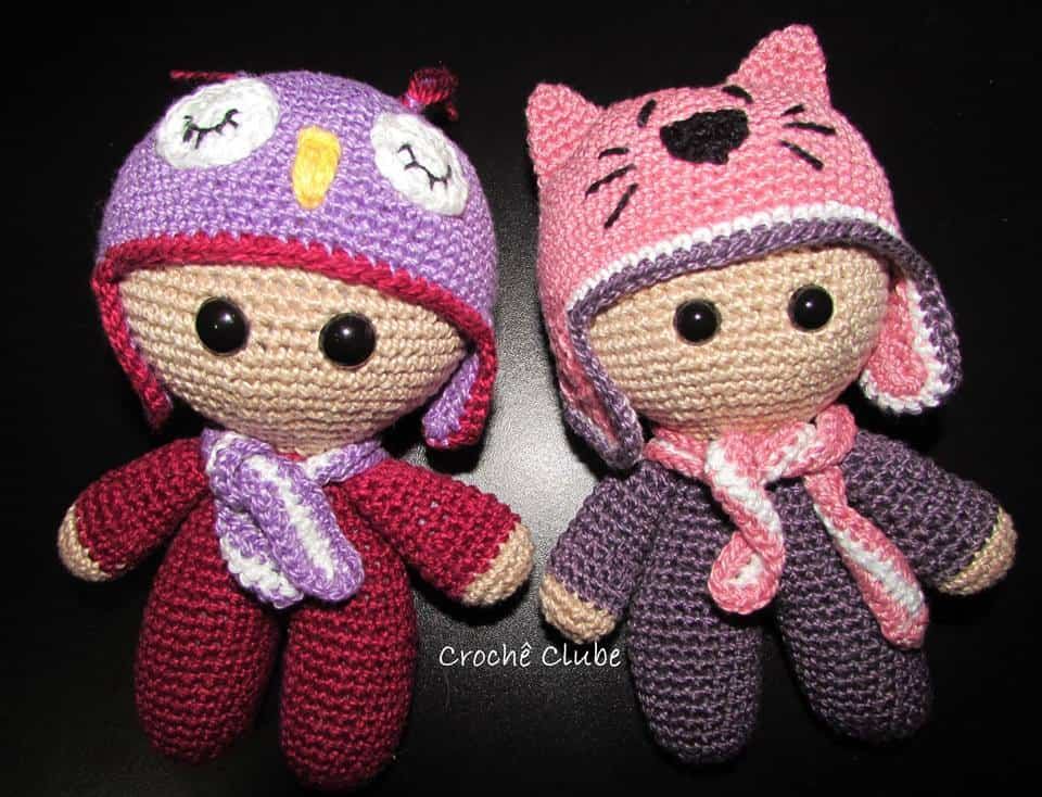 CROCHET PATTERN Mermaid Doll Crochet Pattern // Amigurumi Doll ... | 734x960