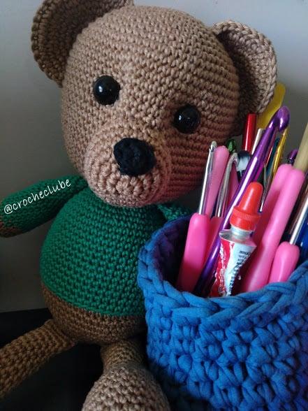 Cuddle Me Bear amigurumi pattern | Estampas de ursinho, Ursos de pelúcia de  crochê e Urso de crochê | 588x441