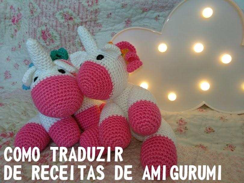 Onde Encontrar Receitas de Amigurumi Gratuitas - Querido Amigurumi ... | 608x811